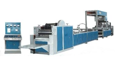 Flexo Printing And Cutting Machine For Cement Bag / Bottom Valve Bags